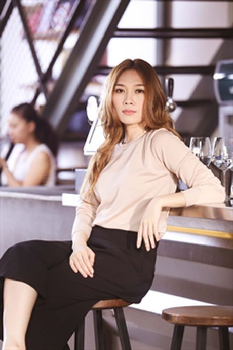 Het luom thuom, My Tam xuat hien day 'sang chanh' - Anh 2