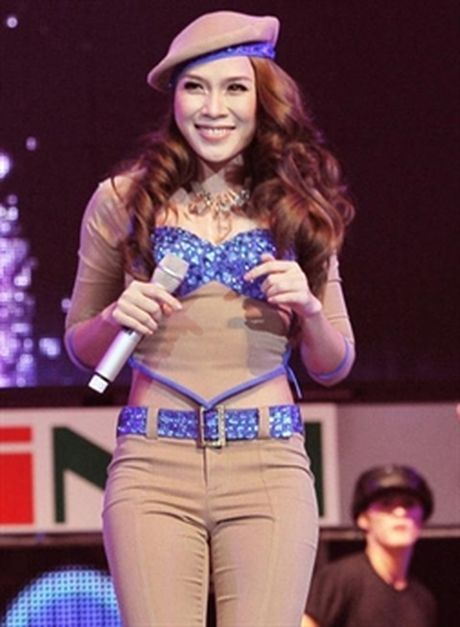 Het luom thuom, My Tam xuat hien day 'sang chanh' - Anh 5