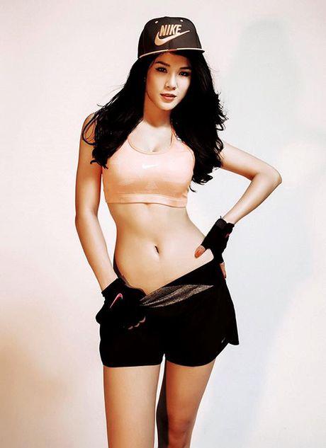 3 buoc danh tan mo bung danh cho nang luoi van dong - Anh 1