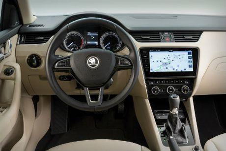 2017 Skoda Octavia lo dien tang suc ep len Toyota Altis - Anh 2