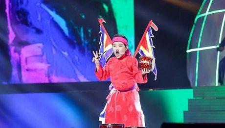Dieu it biet ve Nhat Minh - quan quan Giong hat Viet nhi 2016 - Anh 3