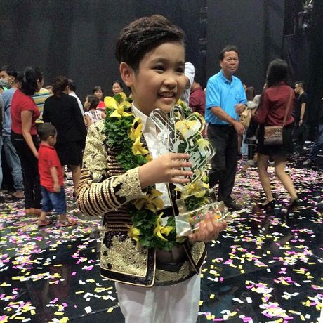 Dieu it biet ve Nhat Minh - quan quan Giong hat Viet nhi 2016 - Anh 5