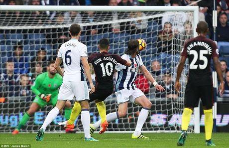 West Brom 0-4 Man City: Cau tra loi cua Pep va Aguero - Anh 3