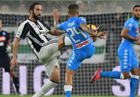 Higuain ghi ban khi gap doi bong cu, Juventus tiep tuc bay cao tai Serie A - Anh 1