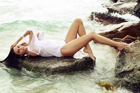 Ve sexy khong cuong noi cua Barbara Fialho - Anh 5