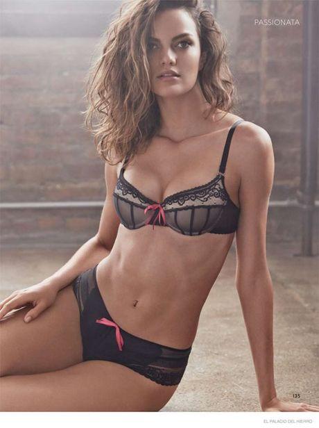 Ve sexy khong cuong noi cua Barbara Fialho - Anh 6
