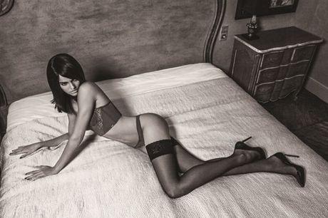 Ve sexy khong cuong noi cua Barbara Fialho - Anh 9