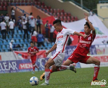 Ban ha U21 HAGL tren loat dau sung, U21 Khanh Hoa vao chung ket - Anh 1