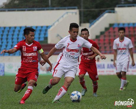 Ban ha U21 HAGL tren loat dau sung, U21 Khanh Hoa vao chung ket - Anh 2