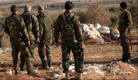 Lo thoi diem Syria giai phong Raqqa khoi phien quan IS - Anh 1