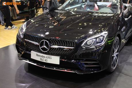 Can canh Mercedes-AMG SLC 43 gia 3,619 ty tai VN - Anh 3