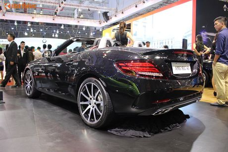 Can canh Mercedes-AMG SLC 43 gia 3,619 ty tai VN - Anh 4