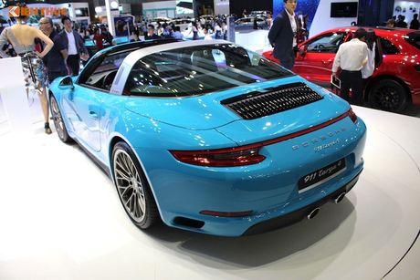 'Hang doc' Porsche 911 Targa gia hon 8 ty tai Viet Nam - Anh 4