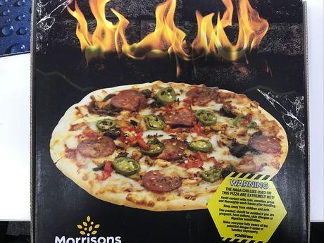 Banh pizza 'cay hon ca dia nguc' chi danh cho le Halloween - Anh 6