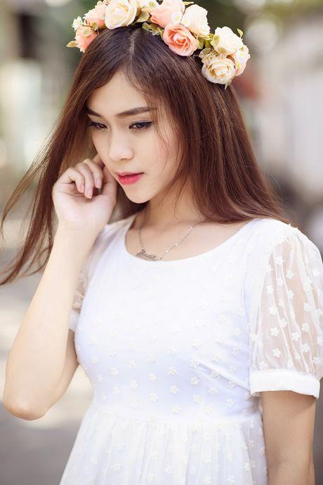 Nhan sac hot girl HV Hang khong Viet Nam gay thuong nho - Anh 5