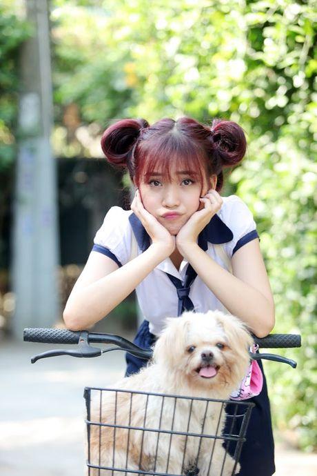 Nhan sac hot girl HV Hang khong Viet Nam gay thuong nho - Anh 6