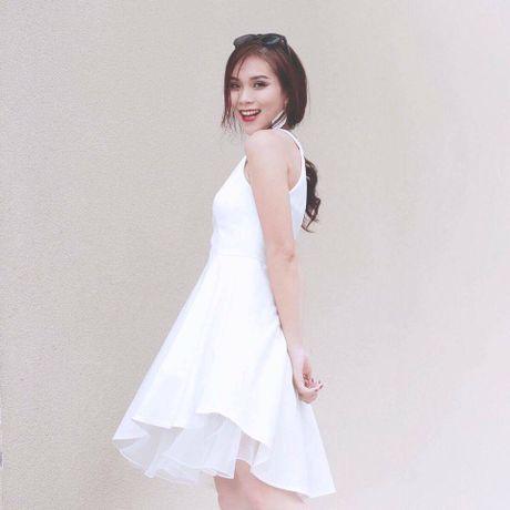 Nhan sac hot girl HV Hang khong Viet Nam gay thuong nho - Anh 8