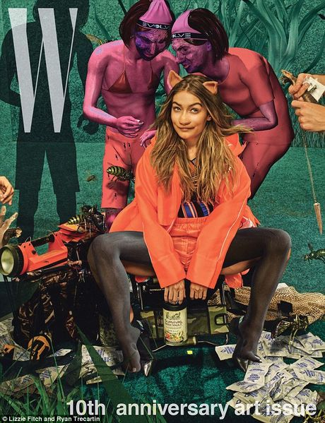 Kendall Jenner mat dau goi vi photoshop - Anh 3