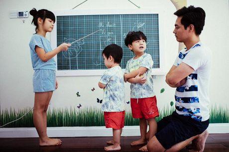 Vo dep, con xinh va cuoc song hanh phuc cua MC Phan Anh - Anh 13