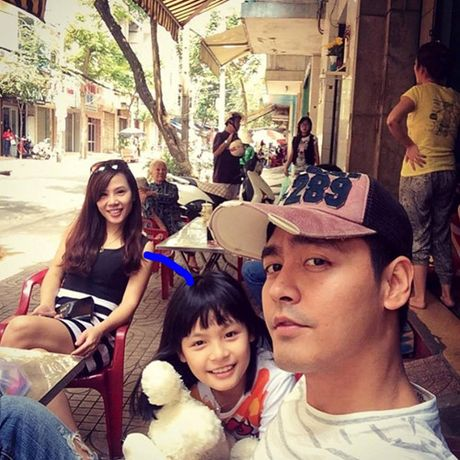 Vo dep, con xinh va cuoc song hanh phuc cua MC Phan Anh - Anh 4