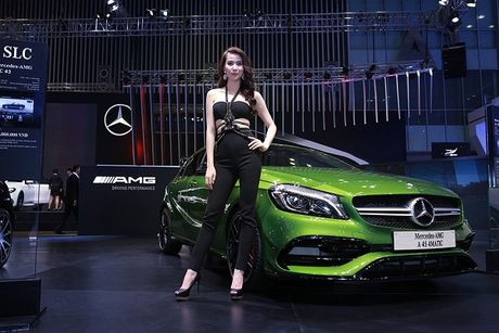 Ngam dan xe sang Mercedes tai VIMS 2016 - Anh 4
