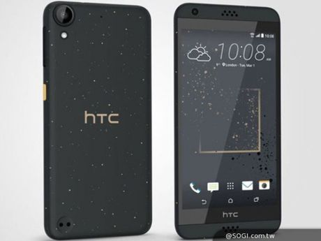 He lo thong tin ve smartphone HTC Desire 650 - Anh 1