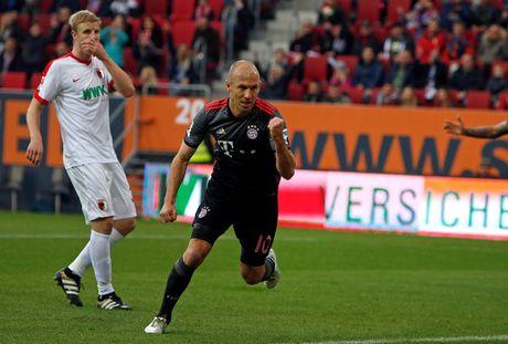 Robben lap cong, Bayern van chua ky hop dong moi voi anh - Anh 1