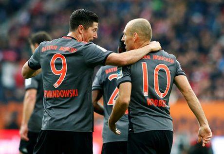 Robben lap cong, Bayern van chua ky hop dong moi voi anh - Anh 2