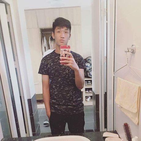 Tuyen thu U.19 Viet Nam Nguyen Trong Dai: 'Ngoai bong da em con dam me ca nhac' - Anh 2