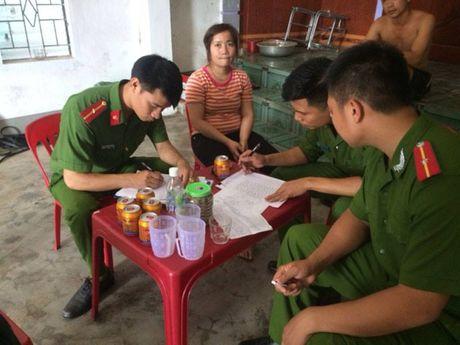 Ha Tinh: Xu ly co so san xuat thuoc dong y khong phep - Anh 2