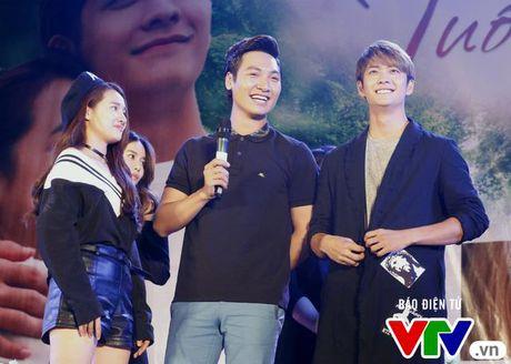 """Hon Nha Phuong bat thanh, Kang Tae Oh """"tay trong tay"""" voi Manh Truong - Anh 12"""