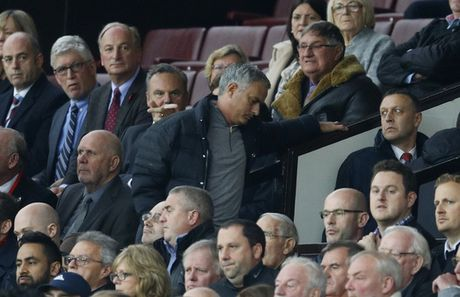 Tuan le tham hoa cua Mourinho - Anh 1