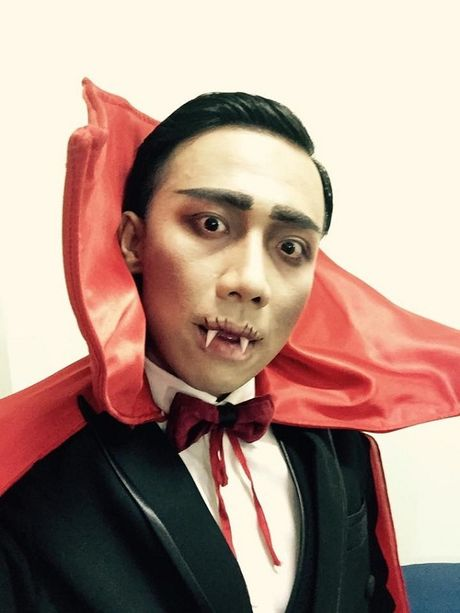 Hoang truoc hinh anh sao Viet mua Halloween - Anh 7