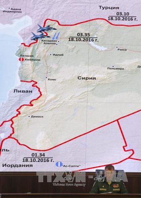 Nga khang dinh loi phia My trong vu may bay ap sat o Syria - Anh 1