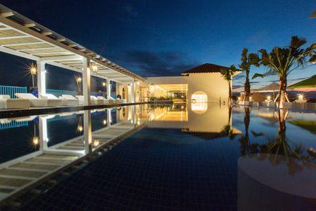 An tuong resort sang trong kieu Santorini dau tien tai Da Nang - Anh 2