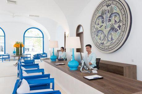 An tuong resort sang trong kieu Santorini dau tien tai Da Nang - Anh 5