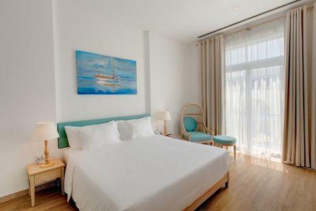 An tuong resort sang trong kieu Santorini dau tien tai Da Nang - Anh 7