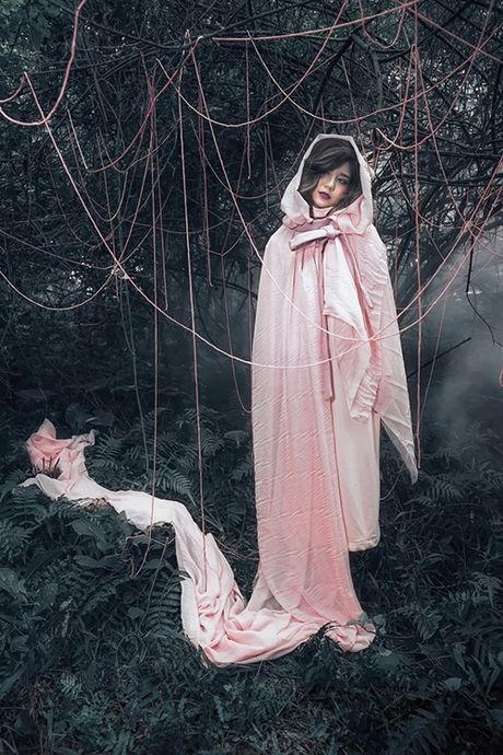 An Japan dep ma mi trong bo anh Halloween - Anh 4