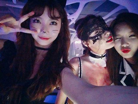 Sao Han 30/10: Tae Yeon lo noi y tao bao, Yuri mat venh mat liec day thai do - Anh 5