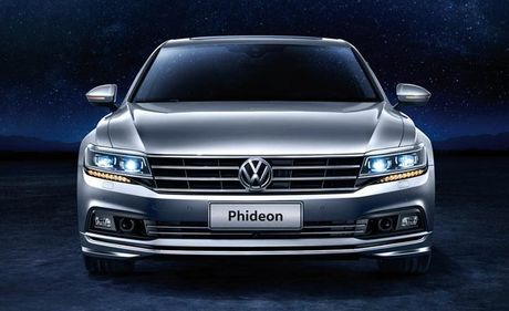 Volkswagen Phideon-mau sedan the thao da phong cach gia 1,1 ty dong - Anh 1