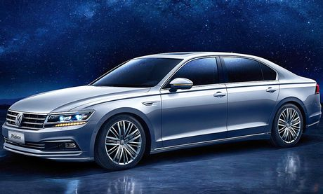 Volkswagen Phideon-mau sedan the thao da phong cach gia 1,1 ty dong - Anh 7