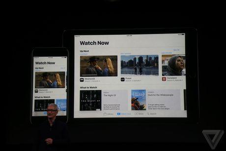 Apple cong bo ung dung TV hoan toan moi cho Apple TV - Anh 1