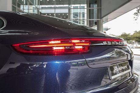 An tuong voi dan xe the thao duoc Porsche mang den VIMS 2016 - Anh 20