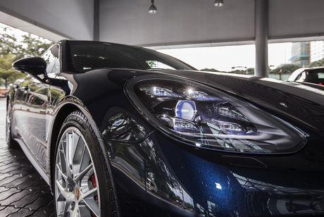 An tuong voi dan xe the thao duoc Porsche mang den VIMS 2016 - Anh 24