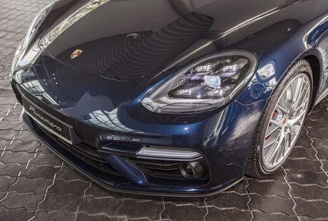 An tuong voi dan xe the thao duoc Porsche mang den VIMS 2016 - Anh 25