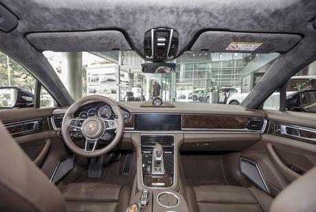 An tuong voi dan xe the thao duoc Porsche mang den VIMS 2016 - Anh 27