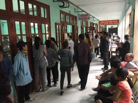Vu no noi hoi tai Thai Binh: Dau don nan nhan tu vong deu la phu nu - Anh 2