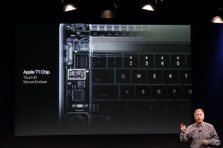 MacBook Pro danh dau xu huong su dung chip ARM treen MacBook - Anh 2