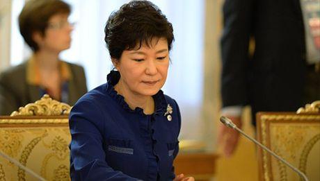Hon 20.000 nguoi bieu tinh tai Seoul yeu cau Tong thong Park Geun-hye tu chuc - Anh 1
