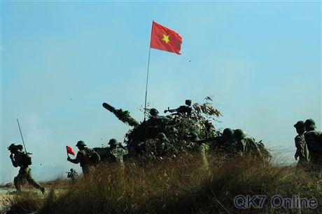 Hinh anh LLVT Quan khu 7 dien tap nang cao trinh do san sang chien dau - Anh 12